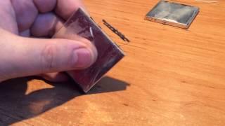 Делаем батарею для телефона HTC Sensation XL
