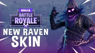 New Raven Skin!! - Fortnite Battle Royale Gameplay - Ninja