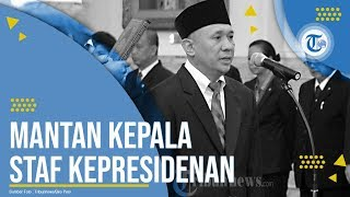 Profil Teten Masduki - Mantan Kepala Staf Kepresiden 2015-2018