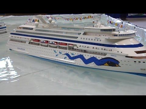 Boote & Schiffe Auto- & Verkehrsmodelle Siku 1720 Kreuzfahrtschiff Aida 1:1400