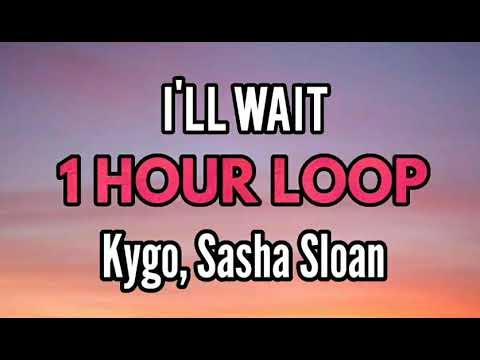 Kygo, Sasha Sloan - I'll Wait ( 1 HOUR )