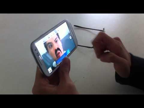 Video of MustacheME