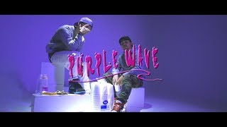 "Cz TIGER ""PURPLE WAVE feat. MonyHorse"" (Official Music Video)"