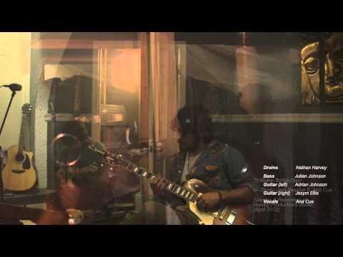 TV Broken 3rd Eye Open - Studio Jam Session ft. Ana Cue (Part 1)