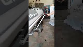 Автомобильный прицеп VERDA ГидрикС от компании ВЕРДА (Verda) - ПРОИЗВОДСТВО АВТОМОБИЛЬНОЙ СПЕЦТЕХНИКИ - видео 2