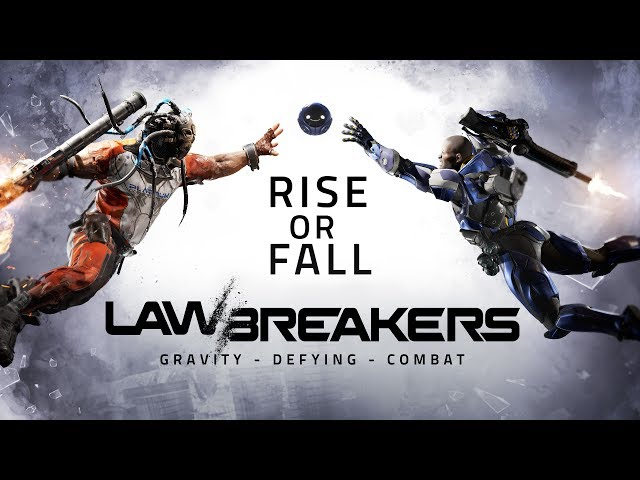 LawBreakers - Best PC Game of E3 2017 - Nominee