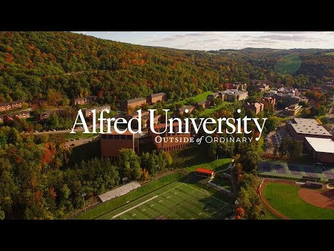 Alfred University - video