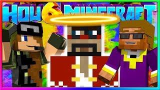 I GOT TO RIDE CAPTAINSPARKLEZ   Ep 8 Of How To Minecraft Season 6 (H6M)