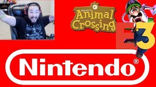 UberHaxorNova Reacts to Nintendo E3 2019