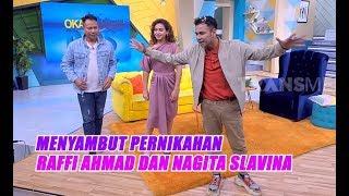 Raffi Ahmad BAGI-BAGI UANG, Vicky & Sahila Gak Dapat | OKAY BOS (14/10/19) Part 1
