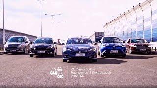 II zlot samochodów elektrycznych i hybrydowych zbliża się wielkimi krokami