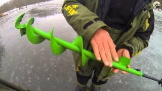 Ледорубы для зимней рыбалки финские