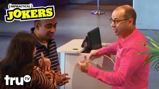 Impractical Jokers: Inside Jokes - Checking In | truTV