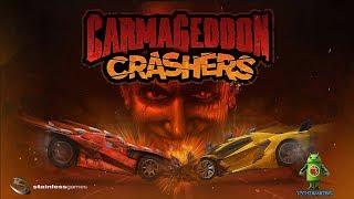 CARMAGEDDON CRASHERS GAMEPLAY - iOS / Android