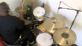 Jonathan Butler - Trials (Drum Cover)