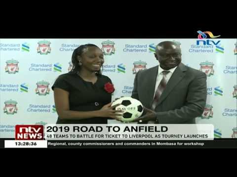 Road to Anfield: 48 teams to battle for ticket to Liverpool as tourney launches