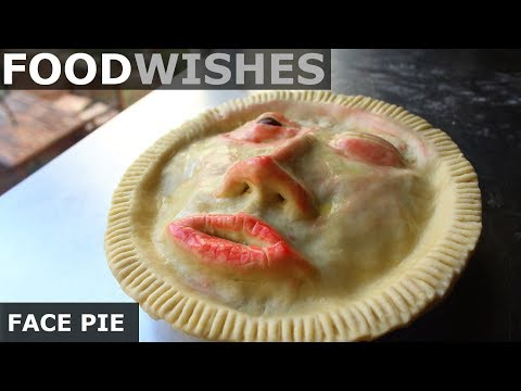 Face Pie – Halloween Meat Pie – Food Wishes