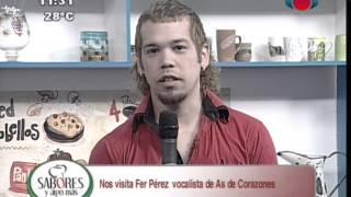 Fer Pérez De As De Corazones. 17 09 2014