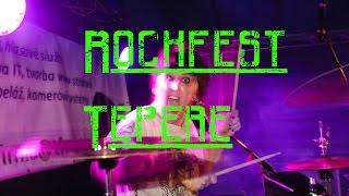Video Rockfest Těpeře 2015