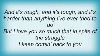 Suzy Bogguss - I Keep Coming Back To You Lyrics