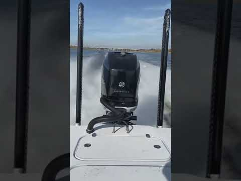 Billfish 24 Bay video