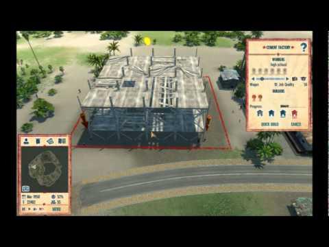 Tropico 4: Quick-Dry-Cement