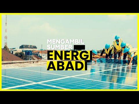 ENERGIPEDIA : MENGAMBIL ENERGI ABADI
