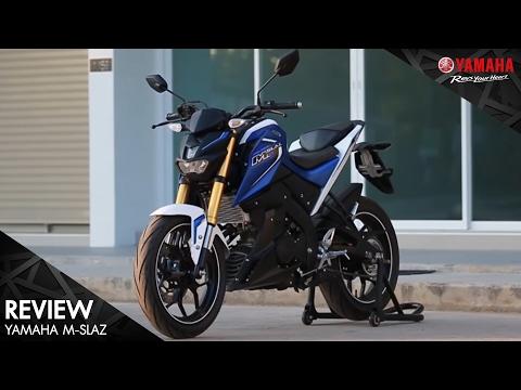 [รีวิว] Review Yamaha M-SLAZ 150 น้องใหม่ตระกูล MT-Series (Mocyc TV)