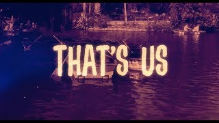 Anson Seabra - That's Us (Official Lyric Video)