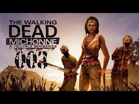 Let's Play -THE WALKING DEAD - MICHONNE - [003] - [DEU/GER]: Meine Tasche, deine Tasche
