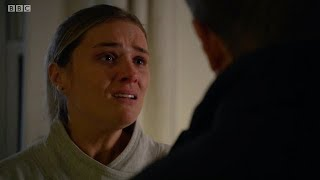 Alicia Tries to Tell Ethan She Was Raped | Casualty