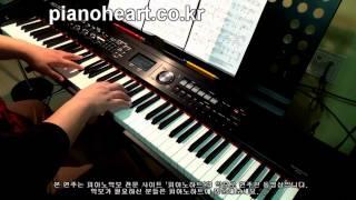최백호(Choi Baek Ho) - 길 위에서(On the Road) 피아노 연주