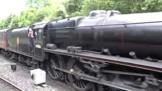Whitby To Battersby Via NYMR With Deb And Dave