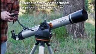 The Celestron 60LCM Telescope Product Video