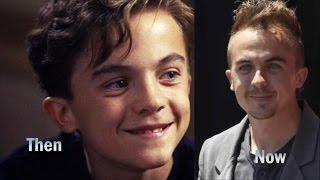 Malcolm In the Middle Cast:  THEN AND NOW