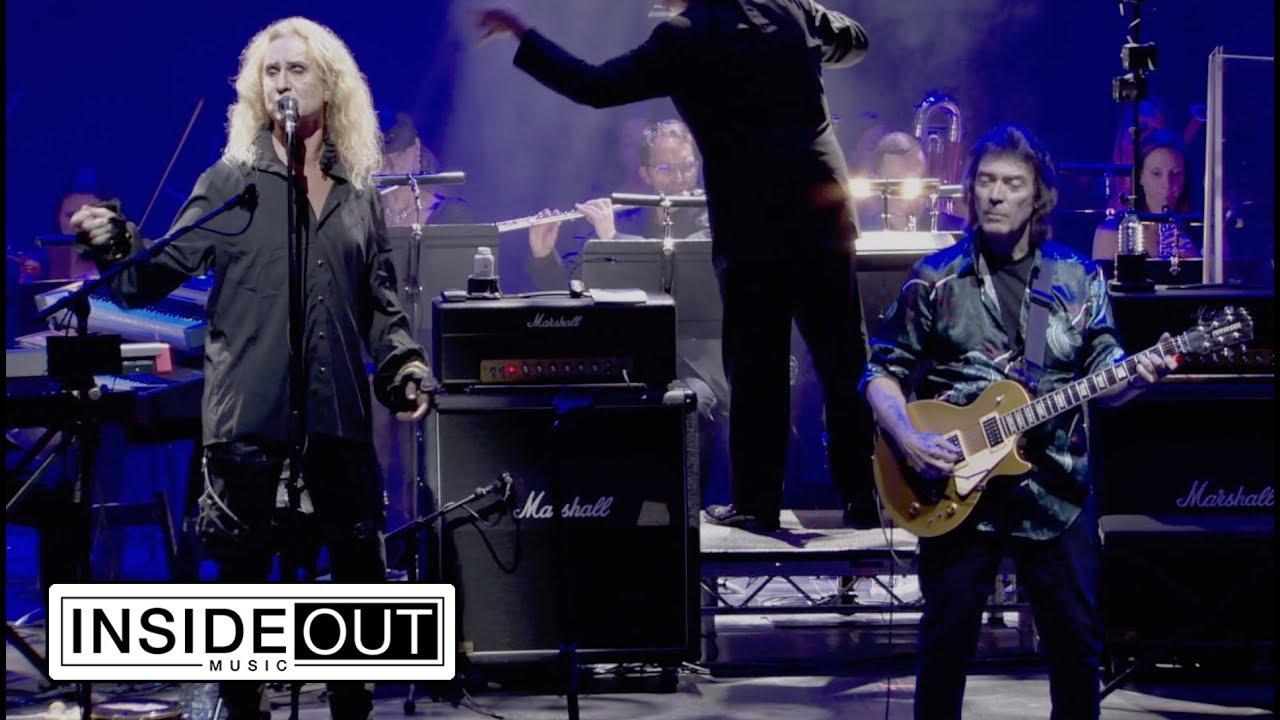 STEVE HACKETT - Afterglow (live)