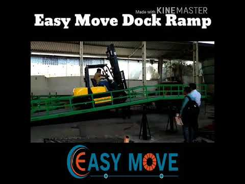 Mobile Loading Yard Ramp