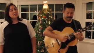 """Mistletoe and Holly"" Frank Sinatra Cover by The Singer and The Songwriter"
