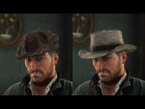 Red Dead Redemption 2 - Sun Hat (Found/Stolen Hats