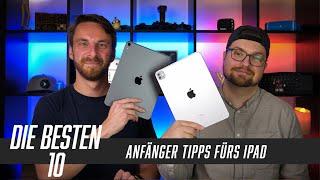 Die 10 besten Apple iPad Anfänger Tipps & Tricks (iPadOS)