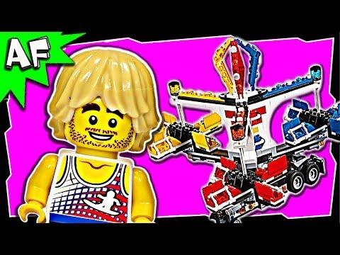 Vidéo LEGO Creator 10244 : La fête foraine