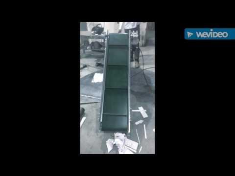 Straight Belt Conveyor