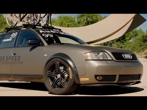 Audi Presents: Camp allroad