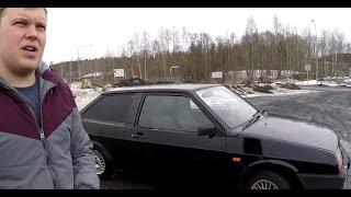 Купить ВАЗ 2108 в Финляндии. Машина мечты для русского эмигранта