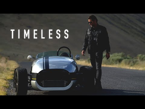 2019 Vanderhall Motor Works Venice Speedster in Mahwah, New Jersey - Video 1
