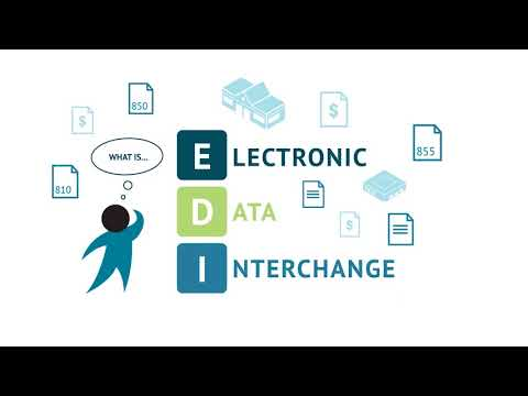 What Is EDI? An Overview - YouTube