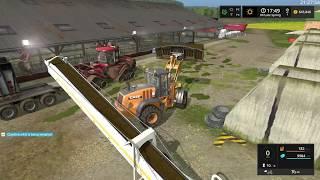 Farming Simulator 17 Timelapse #66 | South Mountain Creamery.
