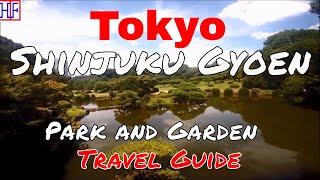 Shinjuku Gyoen National Garden, Tokyo