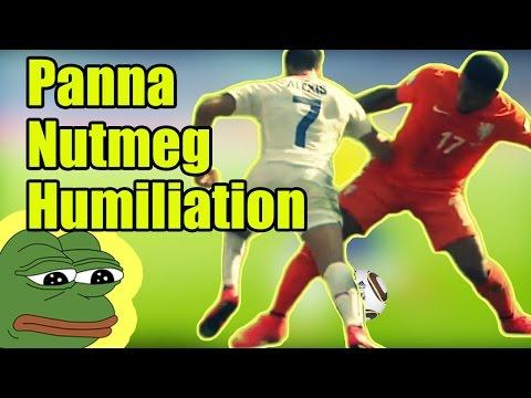 Best Pannas and Football skills 2015 | Humiliation