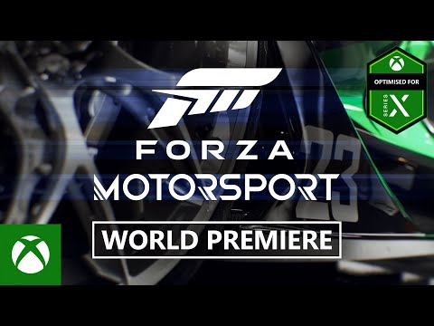 Forza Motorsport - Official Announce Trailer